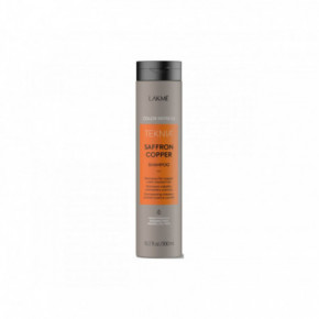 Lakme Saffron Copper Vario spalvą ryškinantis šampūnas 300ml