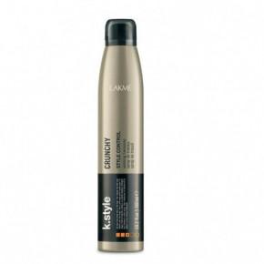 Lakme K.Style Crunchy Stiprios lanksčios fiksacijos plaukų lakas 300ml