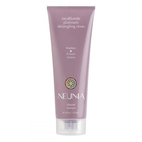 NEUMA NEUMA neuBlonde Platinum detangling rinse Kondicionierius šviesiems plaukams 250ml