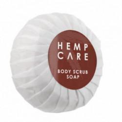 Hemp Care Body Scrub Soap Kūno šveitiklis-muilas 100g