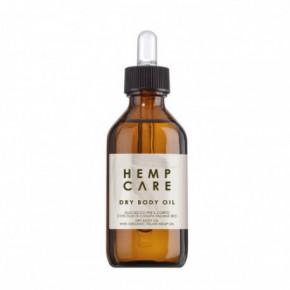 Dry Body Oil Sausasis kūno aliejus su natūraliu kanapių aliejumi
