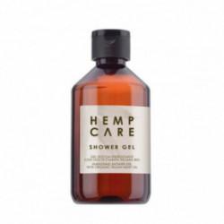 Hemp Care Shower Gel Energijos suteikiantis dušo gelis su natūraliu kanapių aliejumi 250ml