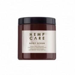 Hemp Care Body Scrub Kūno šveitiklis su natūraliu kanapių aliejumi 250ml