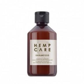 Nourishing Shampoo Maitinantis šampūnas su natūraliu kanapių aliejumi