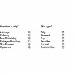 Q+A Niacinamide Gentle Exfoliating Cleanser Švelnus šveičiamasis veido prausiklis