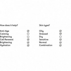 Q+A Seaweed Peptide Eye Gel Paakių gelis su peptidais