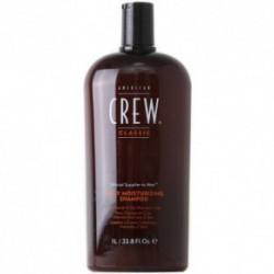 American crew Classic daily moisturizing Vyriškas drėkinantis šampūnas 1000ml