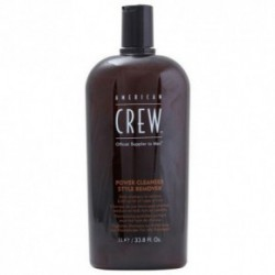 American crew Power Cleanser Style Remover Valantis šampūnas 1000ml