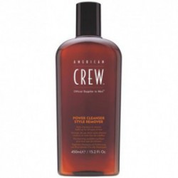 American crew Power Cleanser Style Remover Valantis šampūnas 450ml
