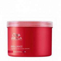 Wella Color brilliance fine mask plaukų spalvą apsauganti puoselėjamoji kaukė