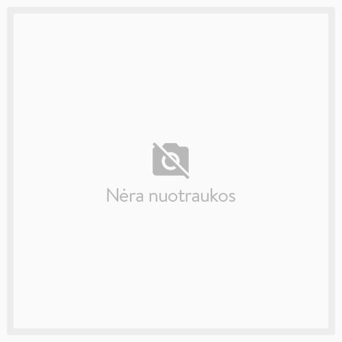 Macadamia plaukų džiovinimo šepetys su šerno šeriais ir jonizuotais nailono spygliukais
